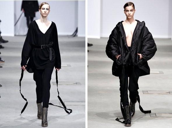 Изображение 2. Показы на Paris Fashion Week FW 2011: день 1.. Изображение № 6.