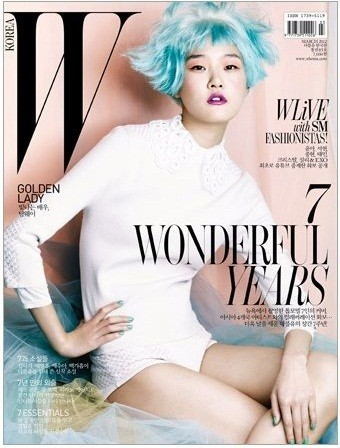 Обложки: Vogue, W и Pop. Изображение № 3.