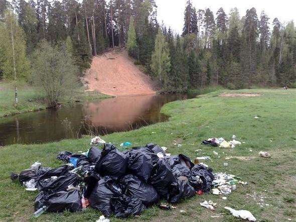 Хватит мусорить!. Изображение № 3.