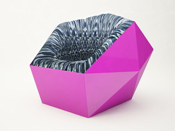 Cинтезе культур- удобное кресло в стиле фьюжн (fusion). Изображение № 2.