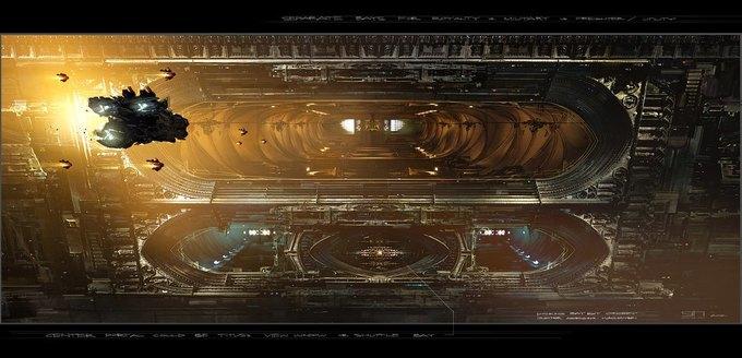 Художник «Восхождения Юпитер» выложил концепты к фильму. Изображение № 26.