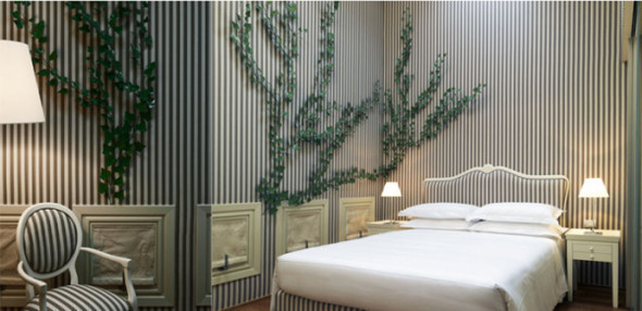 Top 10 современных отелей. Изображение № 33.