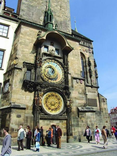Астрономические часы Орлой. Изображение № 3.