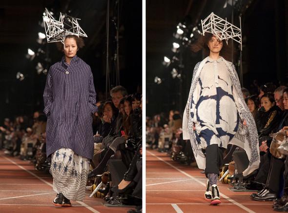 Japan Fashion Week AW 2010 - 2011. Изображение № 24.