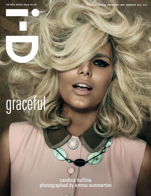 Новые обложки i-D, Dazed & Confused, Another и других журналов. Изображение № 5.