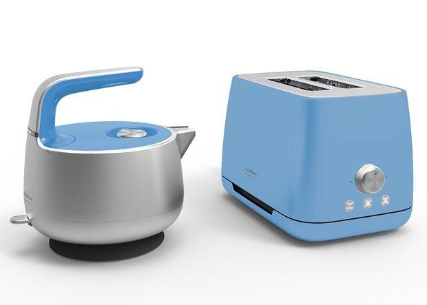 Марк Ньюсон создал чайник и тостер. Изображение № 3.