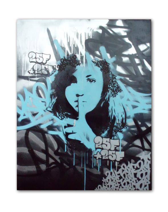Украинская граффити сцена. Экстраординарная философия. Изображение № 13.