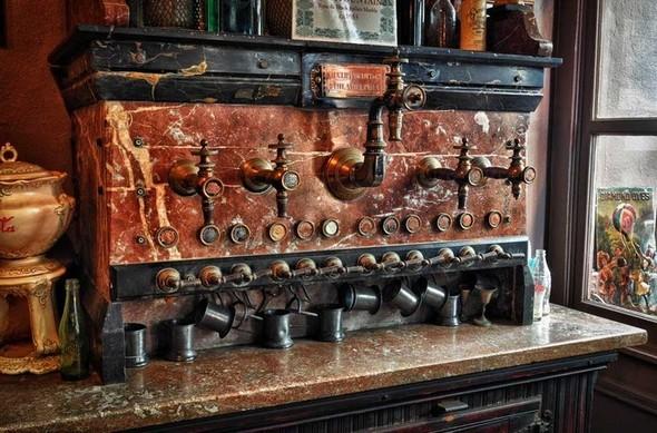 Аптека - музей в Новом Орлеане. Изображение № 20.