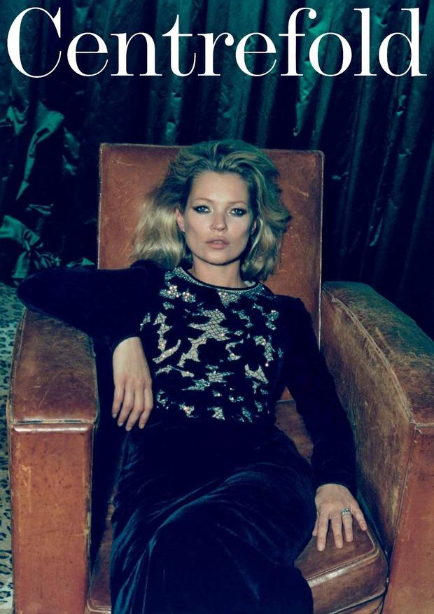 Вышли новые обложки Vogue, Numero, Interview и других журналов. Изображение № 11.