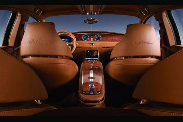 Новый Bugatti Galibier 16C. Изображение № 26.