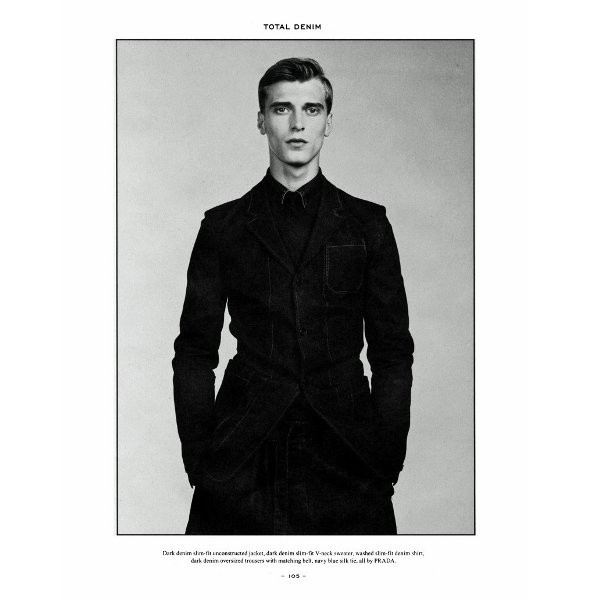 5 новых мужских съемок: Slurp, Fantastic Man, Vogue Hommes, New York Times Style и GQ Style. Изображение № 10.