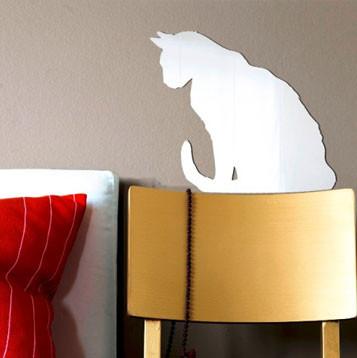 Кошки в интерьере. Изображение № 51.