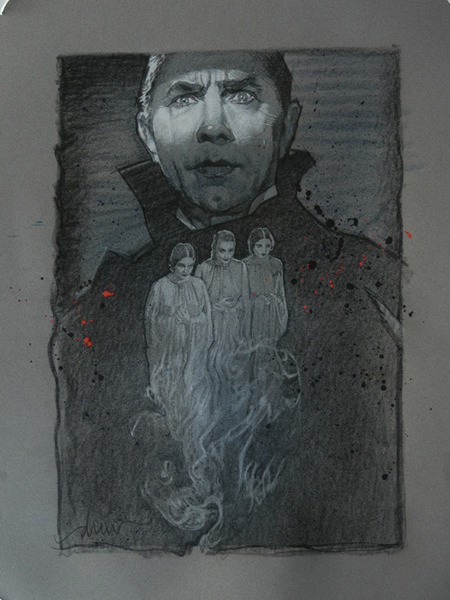 Дрю Стрюзан — Дракула. Изображение № 3.