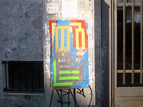 Абстрактное граффити: Стрит-художники об улицах, публике, опасности и свободе. Изображение № 35.