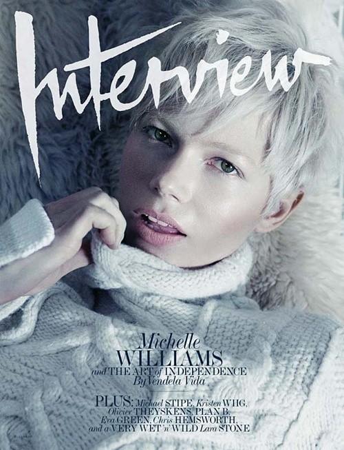 Изображение 2. Обложки: Numéro, Interview и другие.. Изображение № 3.