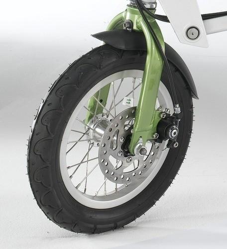 Складные велосипеды GENIUS. Изображение № 13.