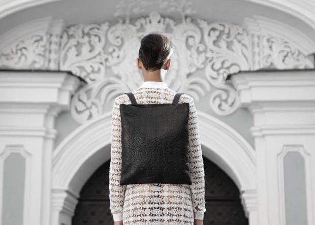 Дизайнер из Украины создал «архитектурные» рюкзаки. Изображение № 9.