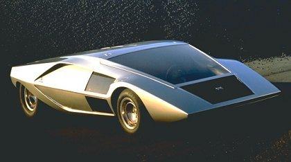 Десять лучших автомобильных проектов 60х-70х-80х годов. Изображение № 13.