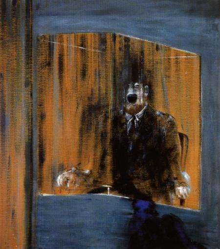 Мрачный мирФрэнсиса Бэйкона. Изображение № 11.