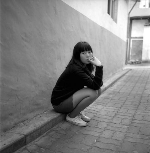 Классный час: Школьники в документальных фотографиях. Изображение № 101.