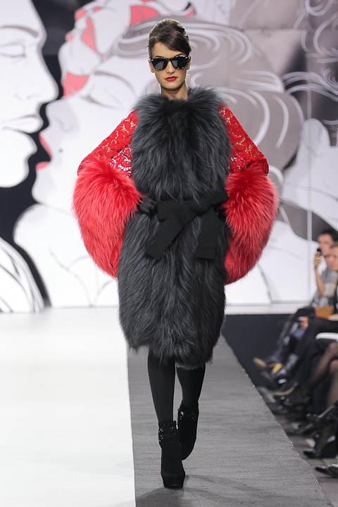 """Коллекция """"La Femme Magnifique"""" Модного Дома Игоря Гуляева. Изображение № 45."""