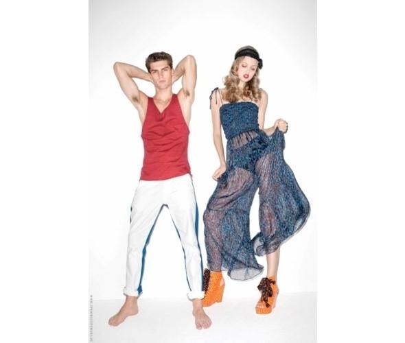 Изображение 41. Лукбуки: Dolce & Gabbana, Opening Ceremony, Uniqlo и другие.. Изображение № 67.