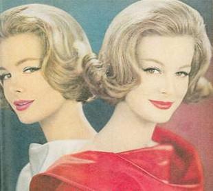 Изображение 7. Мода 60х: макияж.. Изображение № 7.
