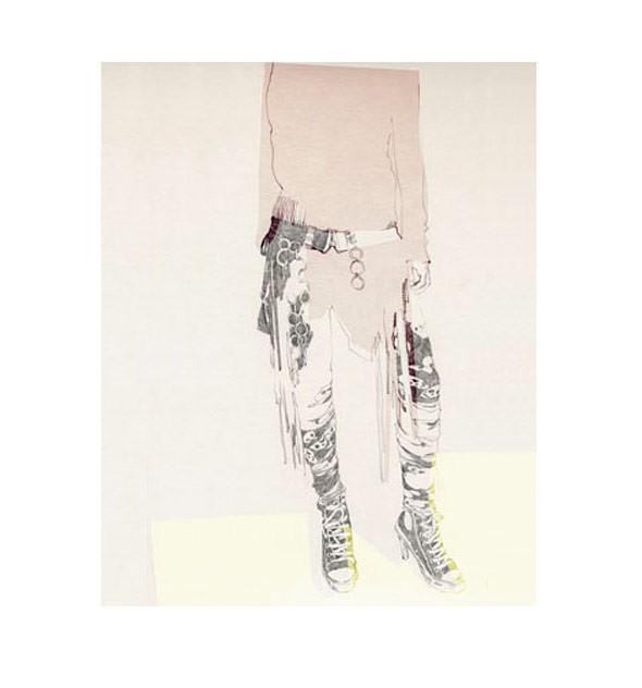 Cecilia Carlstedt — бумага, карандаш ичувства. Изображение № 8.