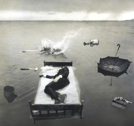 Еще восемь фотографов сюрреалистов. Изображение № 28.