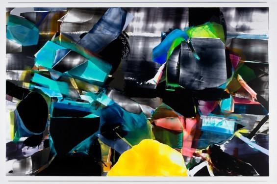 Точка, точка, запятая: 10 современных абстракционистов. Изображение № 18.
