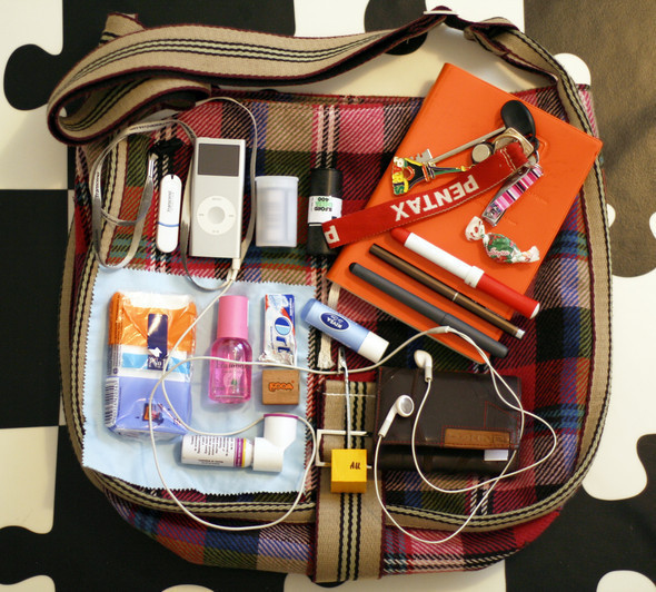 Look at Me: What's in your bag? Часть 2. Изображение № 40.