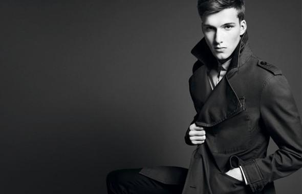 Мужские кампании: Bottega Veneta, Burberry Black Label и другие. Изображение № 9.