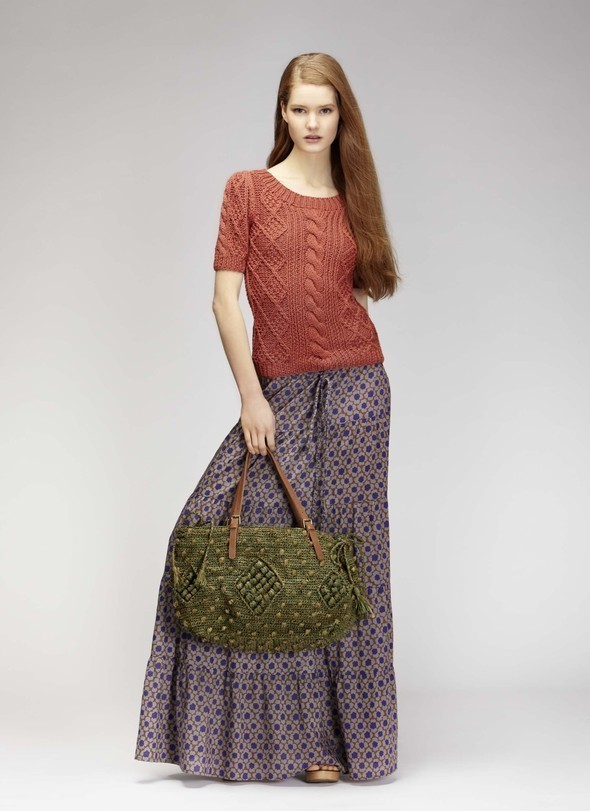 Look-book Gerard Darel SS2011. Изображение № 11.