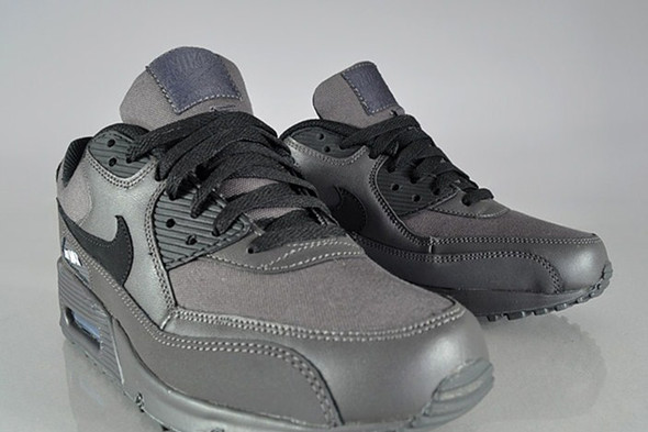 NIKE AIR MAX 90 MIDNIGHT FOG. Изображение № 3.