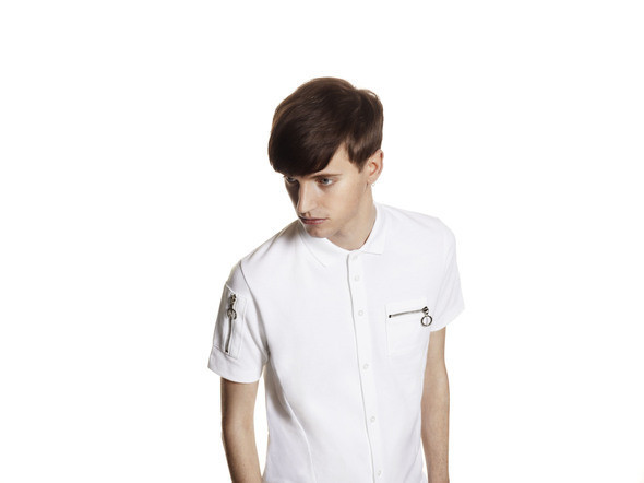 Изображение 5. Fred Perry and Raf Simons Collaboration Spring Summer 2011.. Изображение № 3.