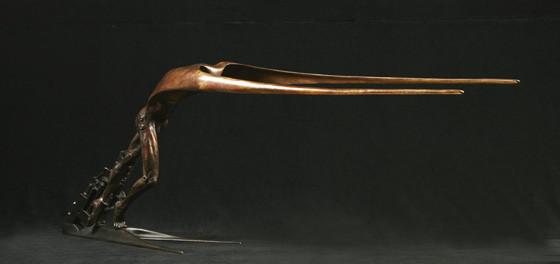 Pierre Matter. Скульптурная биомеханика. Изображение № 4.
