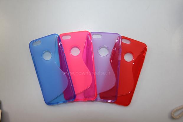 Чехлы iPhone 6 свидетельствуют о переносе кнопки Power. Изображение № 4.