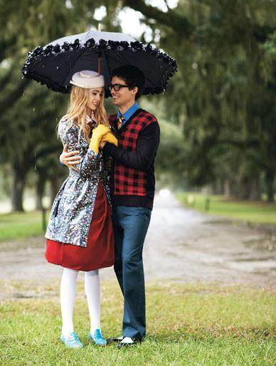 Funny Valentine Teen Vogue. Изображение № 7.