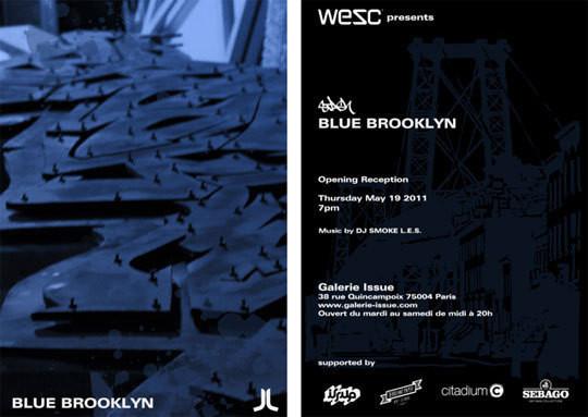 Изображение 1. Blue Brooklyn.. Изображение № 1.