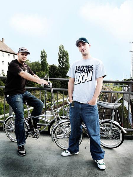Marc HYPE&Jim DUNLOOP. Очень фанки. Изображение № 1.