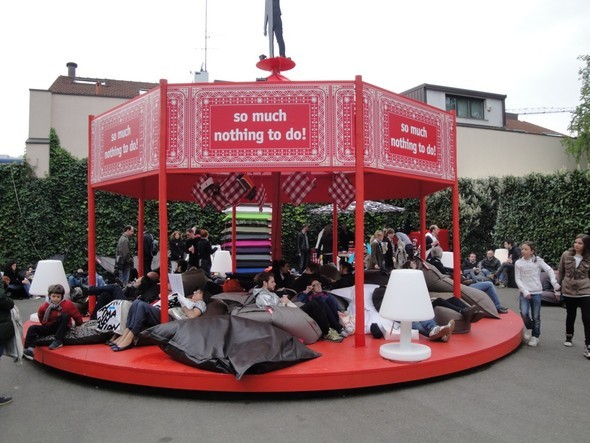 Неделя Дизайна в Милане: fuorisalone. Изображение № 6.