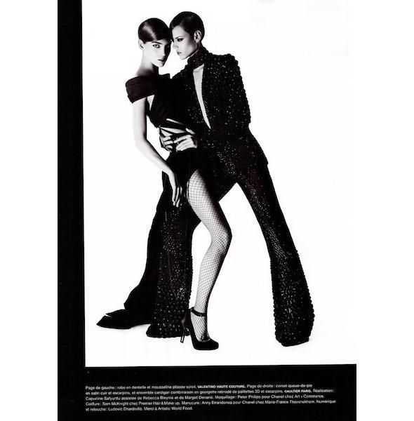 Изображение 13. Съемки: Dazed & Confused, Numero и Vogue.. Изображение № 13.