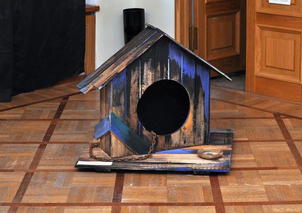 Движение собачьего арта в Петербурге. Изображение № 6.