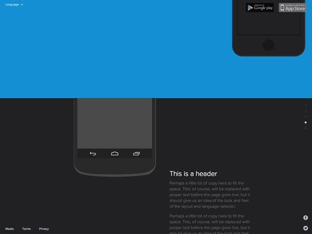 Самые популярные приёмы в дизайне веб-портфолио. Изображение № 7.