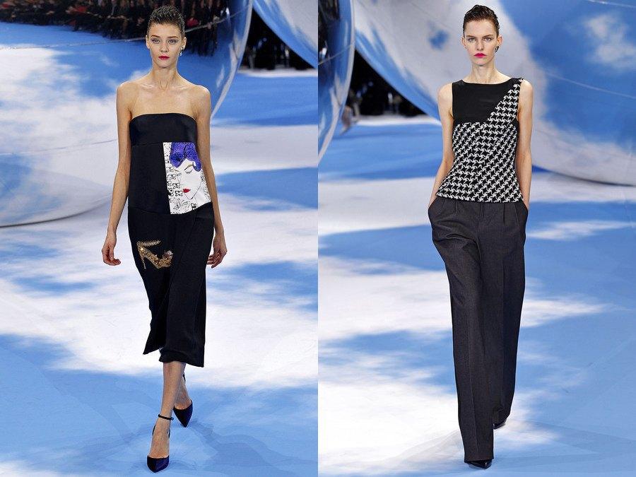 Неделя моды в Париже:  Дни 3 и 4. Изображение № 9.