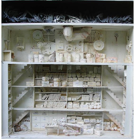 Изображение 5. Марк Жье-Минье: The Boxes.. Изображение № 5.