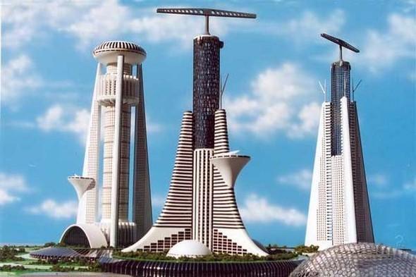 """Новый мир - это проект """"Венера"""". Изображение № 8."""