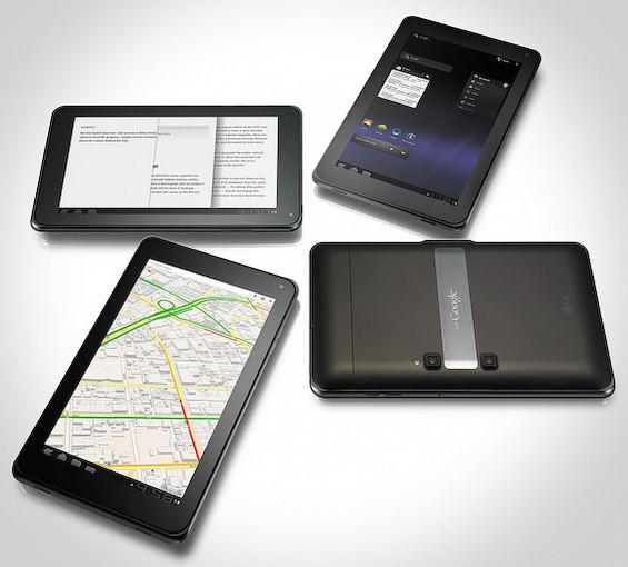 LG Optimus Pad. Изображение № 2.