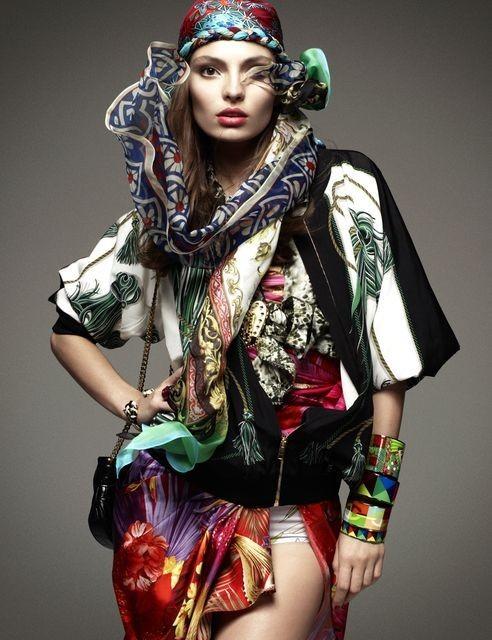 Съёмка: Карола Ремер для Vogue. Изображение № 6.