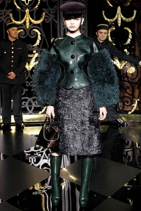 Изображение 34. Louis Vuitton Fall 2011.. Изображение № 34.